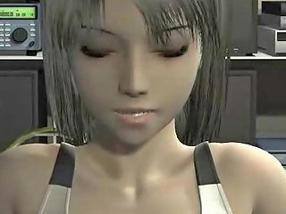 Big Breasted 3d Anime Girl Licking Dick